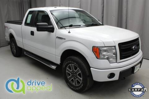 2013 Ford F-150 STX for sale at AC Motors - Crystal in Crystal MN