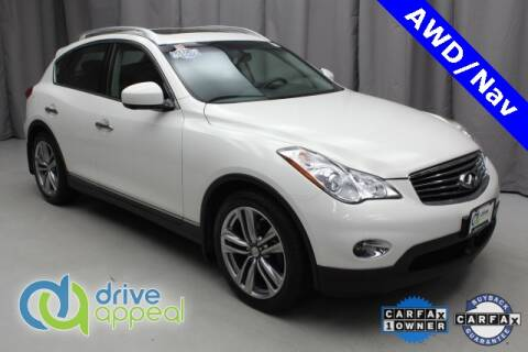 2011 Infiniti EX35 Journey for sale at AC Motors - Bloomington in Bloomington MN