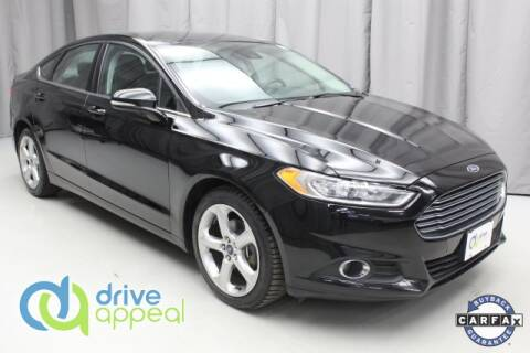 2016 Ford Fusion SE for sale at AC Motors - Bloomington in Bloomington MN