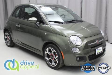 2016 FIAT 500 Sport for sale at AC Motors - Bloomington in Bloomington MN