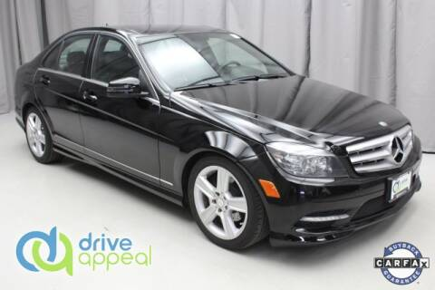 2011 Mercedes-Benz C-Class for sale at AC Motors - Bloomington in Bloomington MN