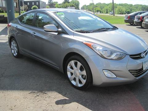 2013 Hyundai Elantra for sale in Saint Paul, MN