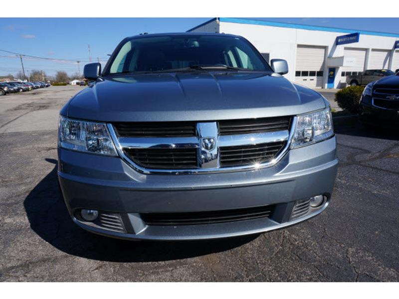 2010 Dodge Journey for sale at Custom Car Care in Decatur IN