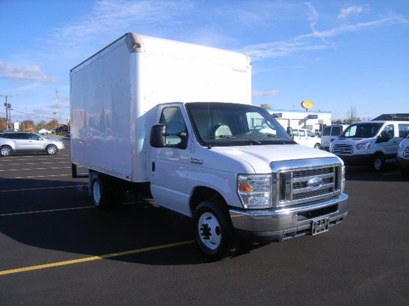 2008 Ford Econoline Commercial Cutaway for sale at Custom Car Care in Decatur IN