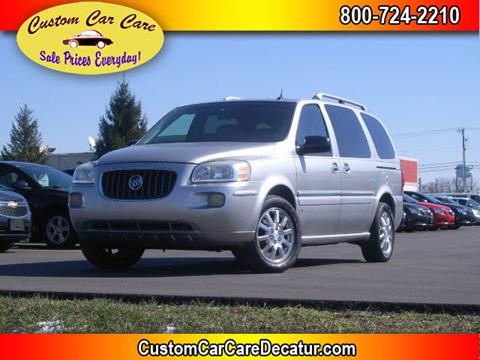 2006 Buick Terraza for sale in Decatur, IN