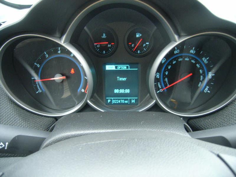 2014 Chevrolet Cruze for sale at Custom Car Care in Decatur IN