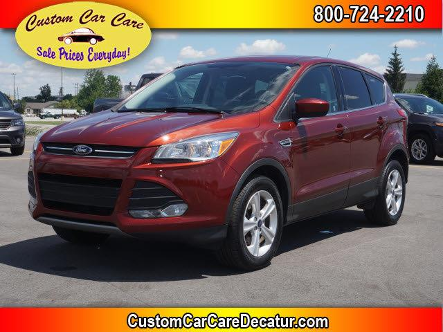 2016 Ford Escape for sale at Custom Car Care in Decatur IN