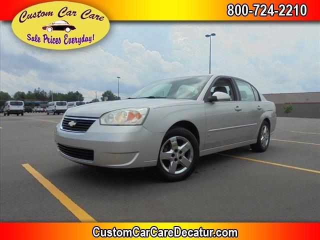 2006 Chevrolet Malibu for sale at Custom Car Care in Decatur IN