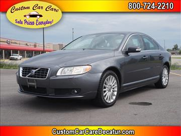 2008 Volvo S80 for sale at Custom Car Care in Decatur IN