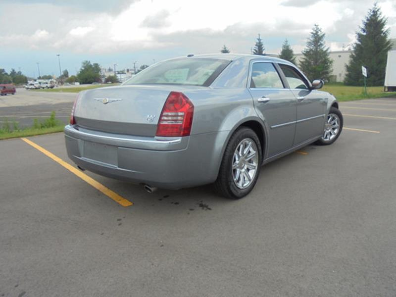 2006 Chrysler 300 for sale at Custom Car Care in Decatur IN
