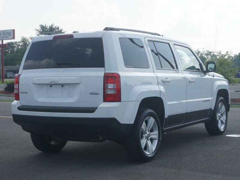 2014 Jeep Patriot for sale at Custom Car Care in Decatur IN