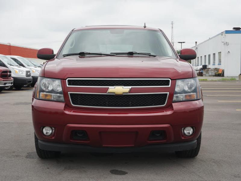 2011 Chevrolet Tahoe for sale at Custom Car Care in Decatur IN