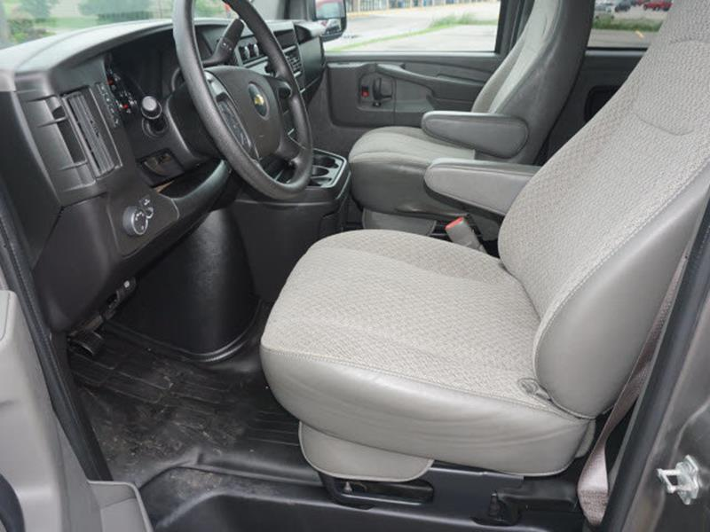 2012 Chevrolet Express Passenger for sale at Custom Car Care in Decatur IN