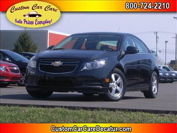 2014 Chevrolet Cruze for sale in Decatur, IN