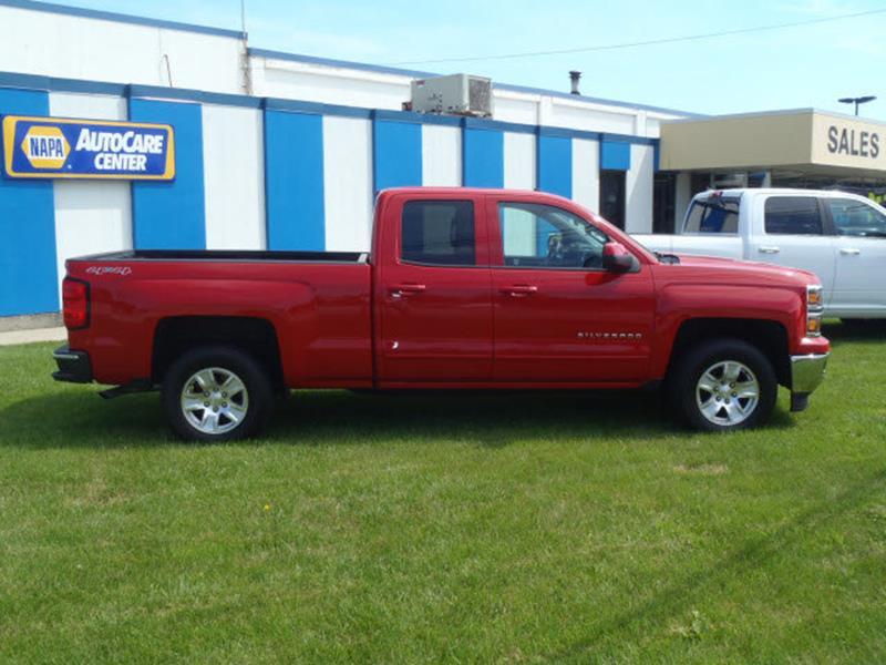 2015 Chevrolet Silverado 1500 for sale at Custom Car Care in Decatur IN