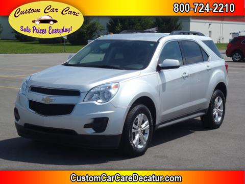 2015 Chevrolet Equinox for sale in Decatur, IN