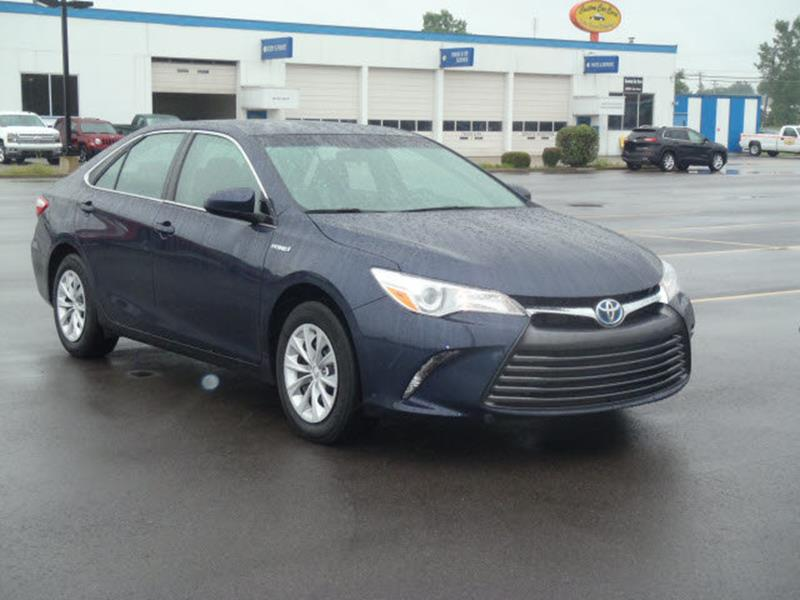 2015 Toyota Camry Hybrid for sale at Custom Car Care in Decatur IN