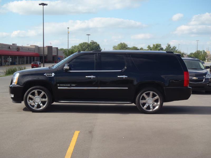 2007 Cadillac Escalade ESV for sale at Custom Car Care in Decatur IN