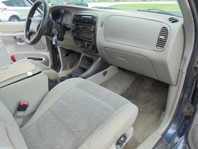 2000 Ford Explorer for sale at Custom Car Care in Decatur IN
