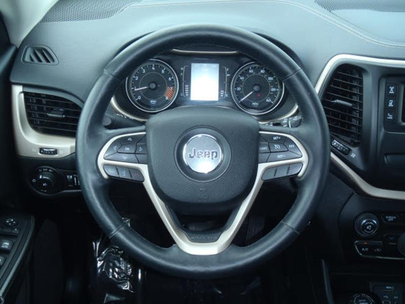 2014 Jeep Cherokee for sale at Custom Car Care in Decatur IN