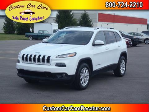 2014 Jeep Cherokee for sale in Decatur, IN