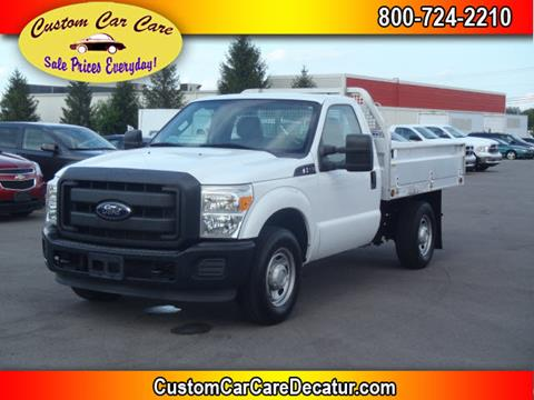 2012 Ford F-250 Super Duty for sale in Decatur, IN