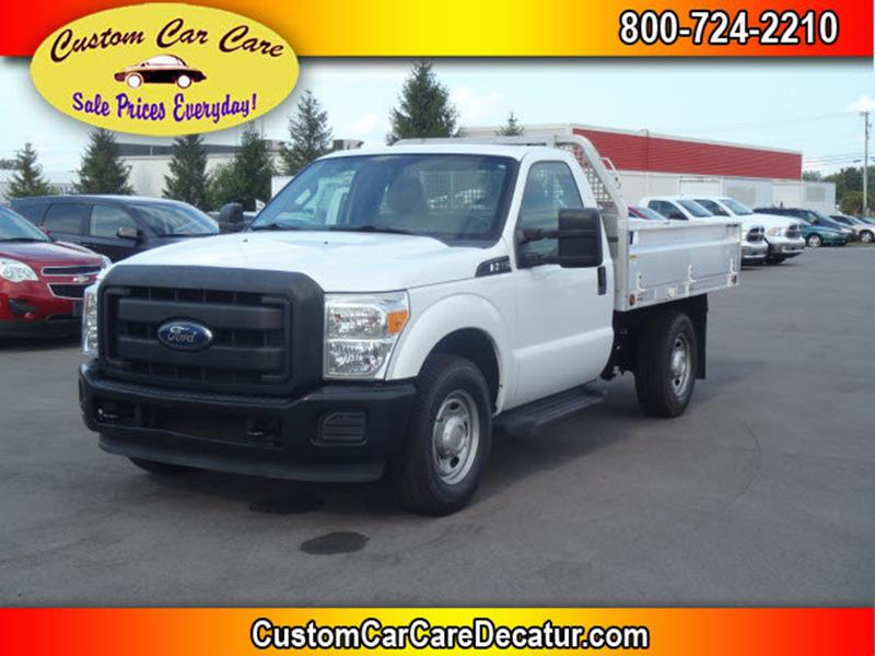 2012 Ford F-250 Super Duty for sale at Custom Car Care in Decatur IN