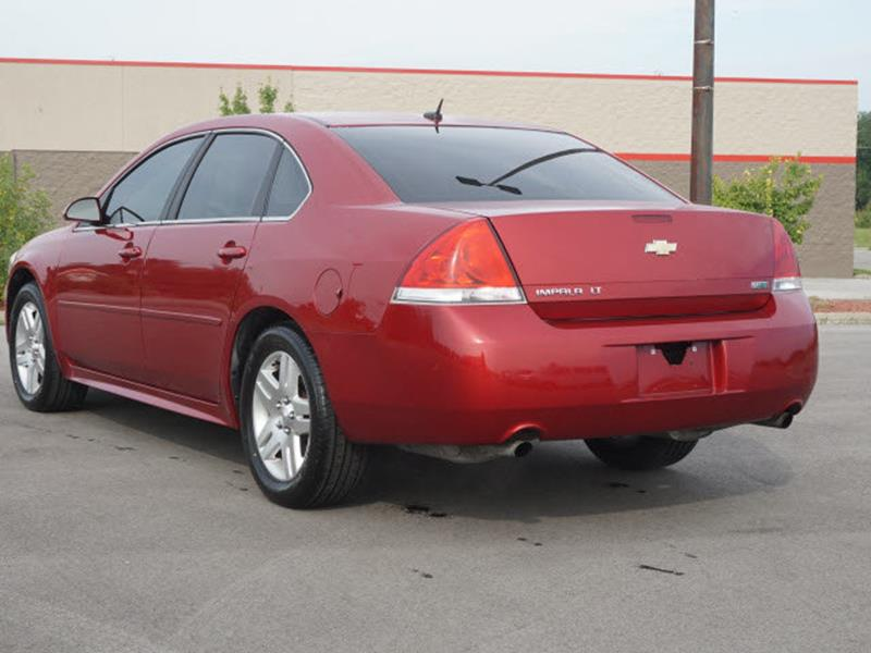 2013 Chevrolet Impala for sale at Custom Car Care in Decatur IN
