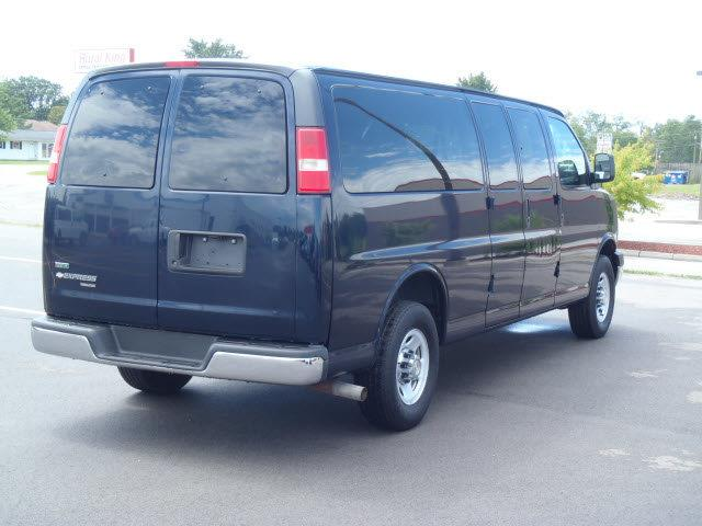 2010 Chevrolet Express Passenger for sale at Custom Car Care in Decatur IN