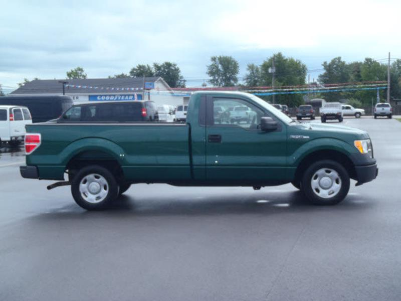 2009 Ford F-150 for sale at Custom Car Care in Decatur IN