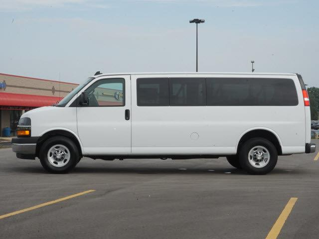 2017 Chevrolet Express Passenger for sale at Custom Car Care in Decatur IN