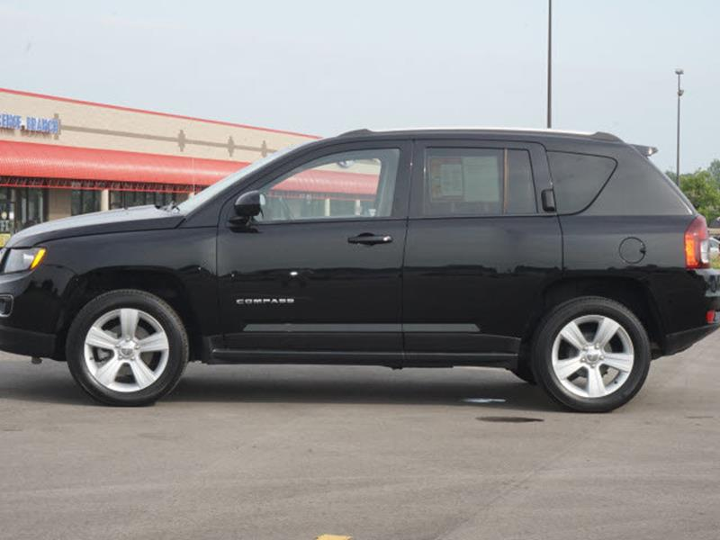 2015 Jeep Compass for sale at Custom Car Care in Decatur IN