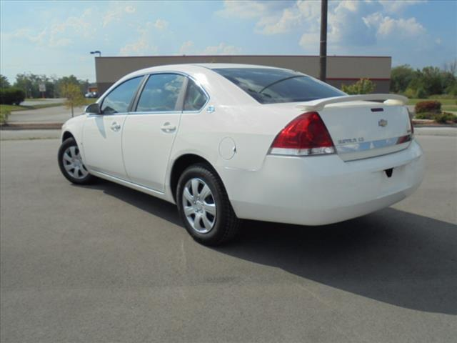 2008 Chevrolet Impala for sale at Custom Car Care in Decatur IN