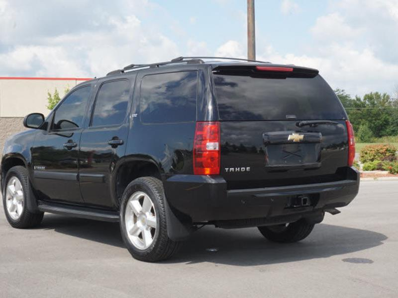 2007 Chevrolet Tahoe for sale at Custom Car Care in Decatur IN