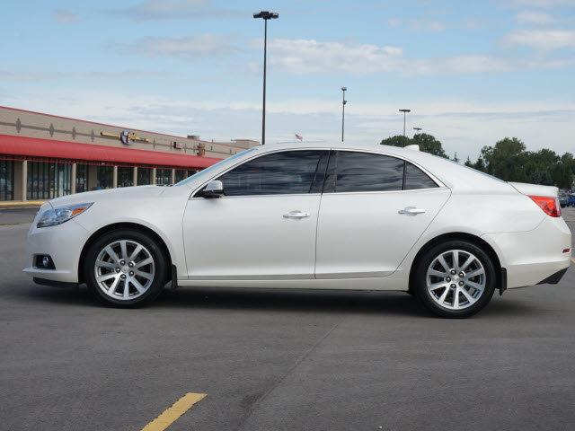 2013 Chevrolet Malibu for sale at Custom Car Care in Decatur IN