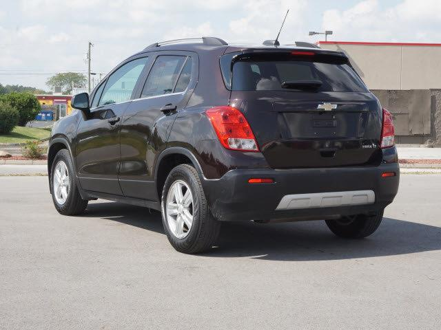 2015 Chevrolet Trax for sale at Custom Car Care in Decatur IN
