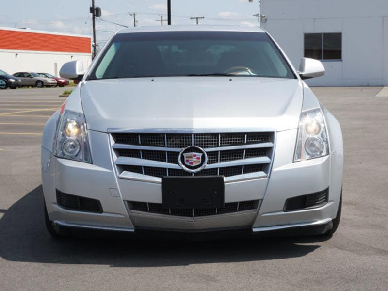 2011 Cadillac CTS for sale at Custom Car Care in Decatur IN
