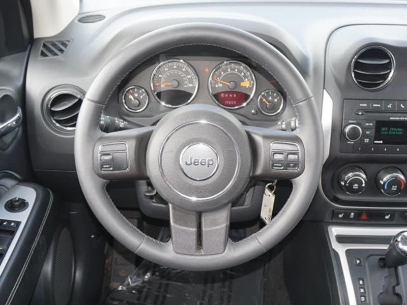 2014 Jeep Compass for sale at Custom Car Care in Decatur IN
