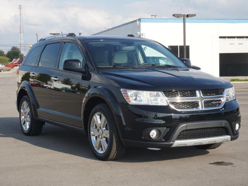 2015 Dodge Journey for sale at Custom Car Care in Decatur IN
