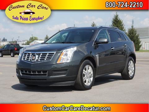 2015 Cadillac SRX for sale at Custom Car Care in Decatur IN
