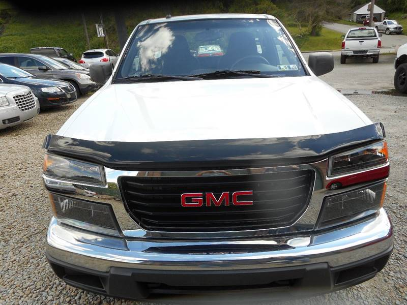 2010 GMC Canyon for sale at Sleepy Hollow Motors in New Eagle PA