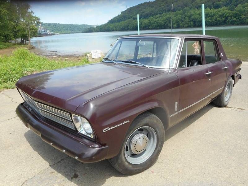 1966 Studebaker Commander for sale at Sleepy Hollow Motors in New Eagle PA