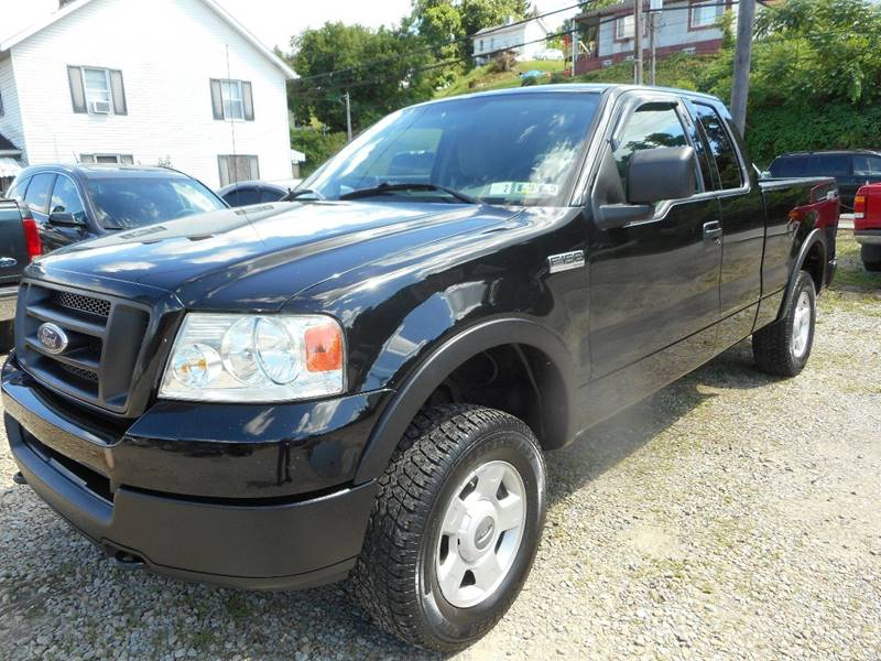 2004 Ford F-150 for sale at Sleepy Hollow Motors in New Eagle PA