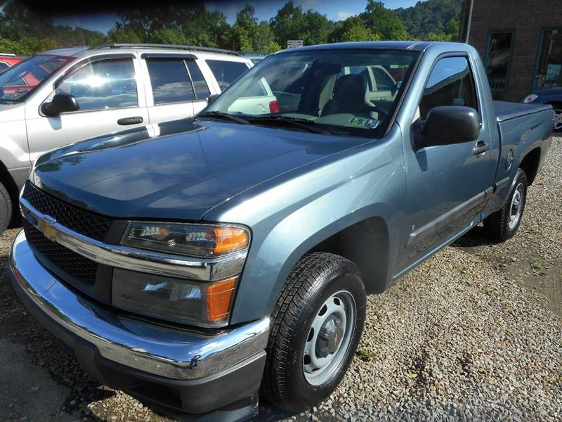 2006 Chevrolet Colorado for sale at Sleepy Hollow Motors in New Eagle PA