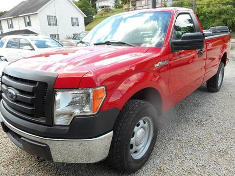 2012 Ford F-150 for sale at Sleepy Hollow Motors in New Eagle PA