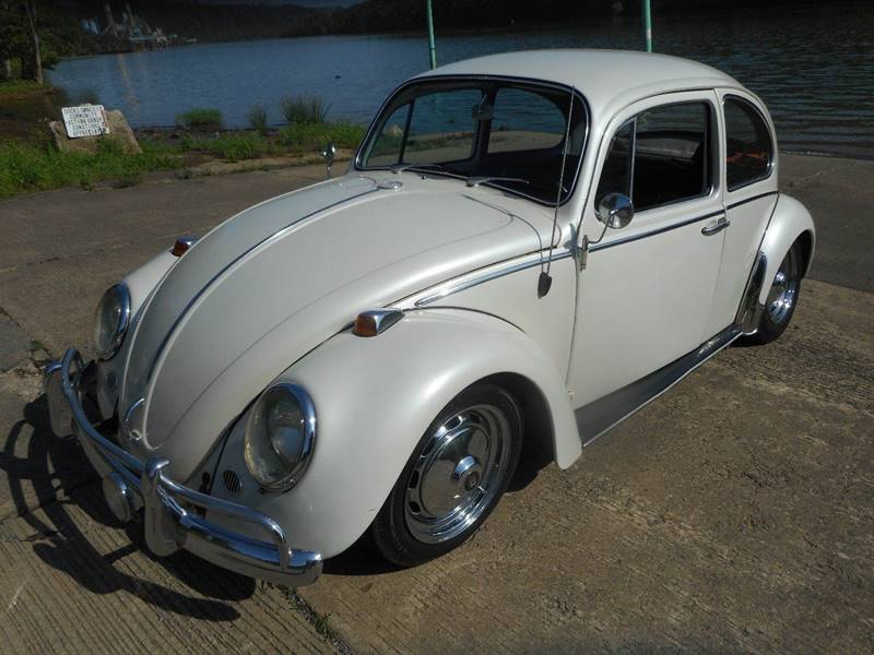 1966 Volkswagen Beetle for sale at Sleepy Hollow Motors in New Eagle PA