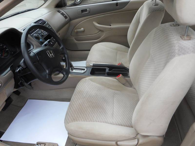 2002 Honda Civic for sale at Sleepy Hollow Motors in New Eagle PA