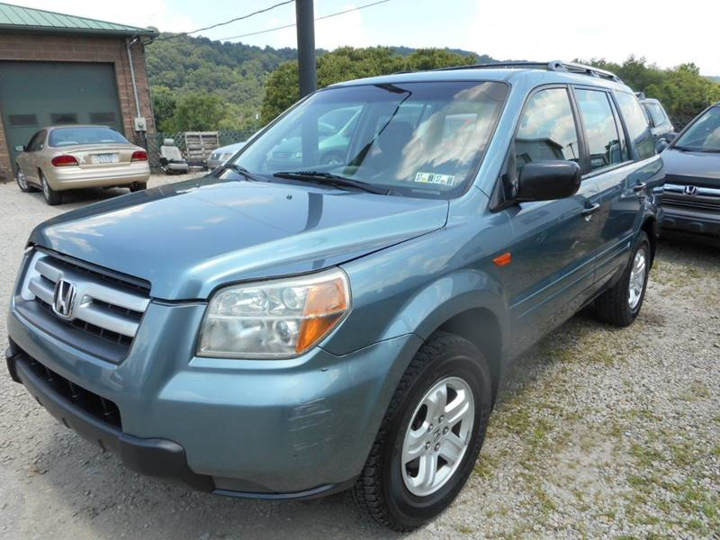 2006 Honda Pilot for sale at Sleepy Hollow Motors in New Eagle PA