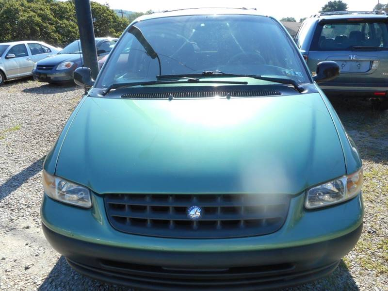 1998 Plymouth Grand Voyager for sale at Sleepy Hollow Motors in New Eagle PA