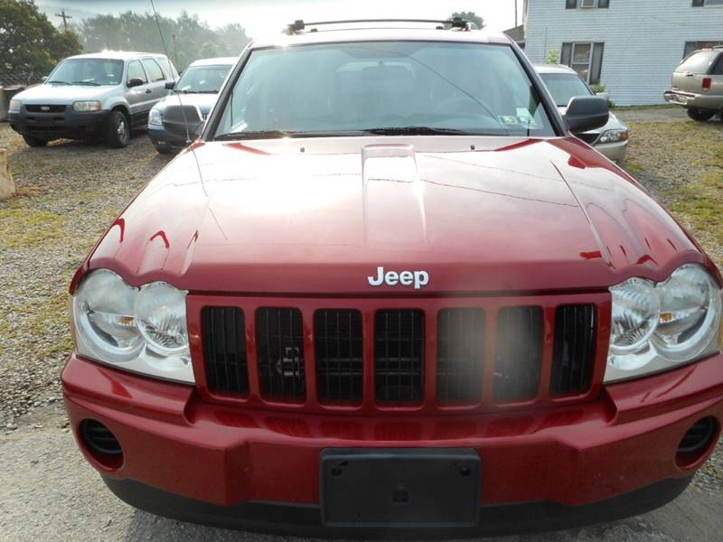 2006 Jeep Grand Cherokee for sale at Sleepy Hollow Motors in New Eagle PA